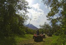 Arenal Combo Tour: Rafting & Cuadraciclos