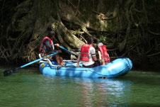 Combinado Puentes Colgantes & Safari en Balsa Peñas Blancas