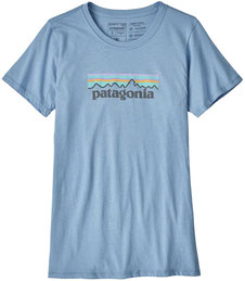 camiseta algodón organico mujer Patagonia www.invertirenfamilia.com
