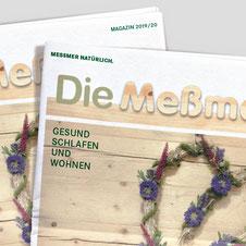 """Magazin-Titelseiten """"Die Meßmers"""" – Ausschnitt"""
