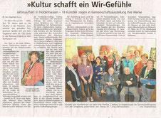 Westfalenblatt vom 19.1.2015