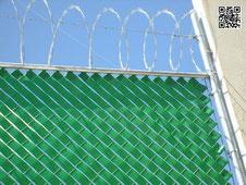 Protección Perimetral con Alambre de Púas Galvanizado