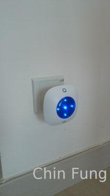 元朗村屋:安裝燈飾、鋁閘、防盜系統