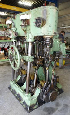 Maschine De KloP