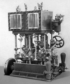 Maschine «Lützelau»