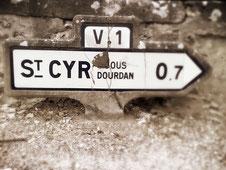 Saint-Cyr-sous-Dourdan, Cécile Aubry, Moulin Bleu