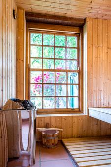 SPA, Sauna en Stoombad @ De Bergkant Lodge