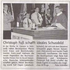Dürener Zeitung 05.04.2011