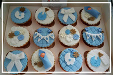 cake inspirations baby shower cupcakes-wingate durham