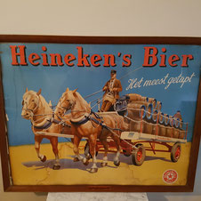 Heineken's bier reclameposter