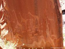 Twyfelfontein - Felsmalereien