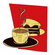 Lust auf Kaffee&Kuchen oder einen Imbiss?