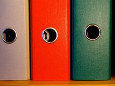 Private Unterlagen einfach sortieren