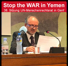 Peace Project Stop the WAR in Yemen