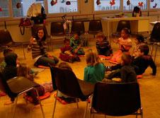 Bécsi Bibliakör gyülekezet adventi gyermekalkalom