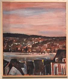 inspiriencer - Seesicht über die Dächer by artcrestani