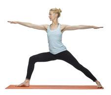 Yoga Krieger 2