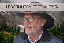 Heren Lederhüte / Ledermützen