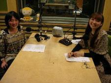 ラジオ(FM AICHI「内田あや の MOVE ON DREAM」)に出演させていただきました。