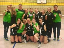 Das Oberliga-Team des DSC 99 nach dem 3:1-Sieg in Leverkusen