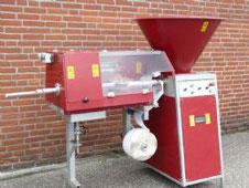 HETO Paperpotmaschine Type Turbo gebraucht