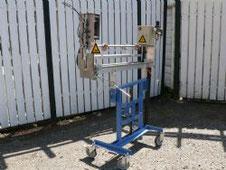 HETO Etiketten-Steckmaschine gebraucht