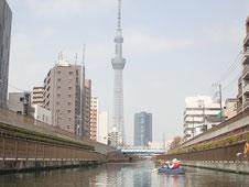 2021年4月1日東京カヌーツアー写真