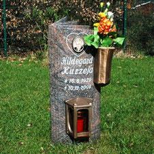 Einzel-Urnen-Grabstein
