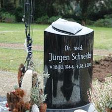Familien-Urnen-Grabstein