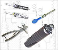 Usinage médical de précision et décolletage médical de précision pour vos dispositifs et instruments médicaux