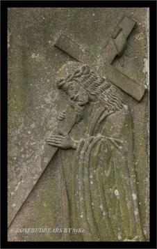 gefunden auf dem Lindener Bergfriedhof