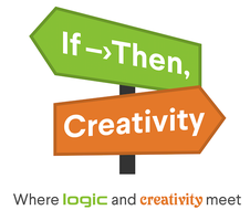 If Then Creativity logo