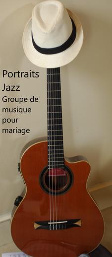 Groupe de musique pour mariage et réception