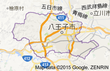 町田ポストは八王子市全域のポスティングに対応しました。