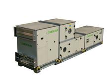 23MK вентиляционная установка из модульных секций MEKAR