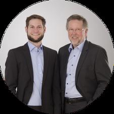 Rainer Kopitzki und Manfred W. Schoppe