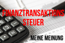 Finanztransaktionssteuer Investor Schule