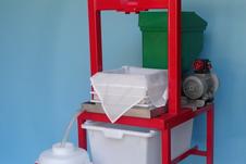 соковая линия 150 л/час пастеризатор с розливом