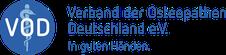 Mitglied im Verband der Osteopathen Deutschland e.V. VOD Osteopathie Kinderosteopathie Duisburg Moers Krefeld Oberhausen