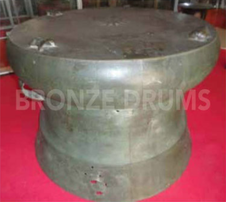 """Fig. 26. Kabupaten Nekara drums – Alor """"1000 Moko Museum"""""""