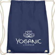 Yoganic Gymbag navy 14,95 EUR