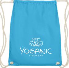 Yoganic Gymbag sky 14,95 EUR