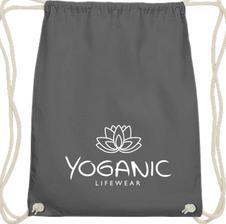Yoganic Gymbag grey 14,95 EUR