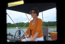 Elke Knorr Bootstouren für Frauen