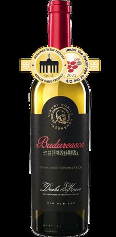 Budureasca Premium Tamaioasa Romaneasca  2019