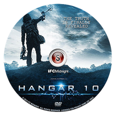 Hangar 10 Cover DVD