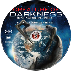 Creature of darkness Cover DVD