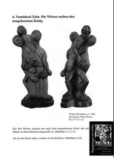 Vuminkosi Zulu - Die Weisen suchen den neugeborenen König