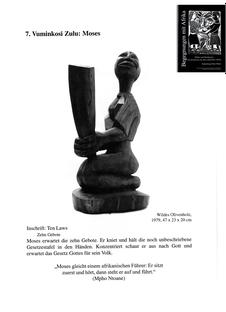 Vuminkosi Zulu - Moses