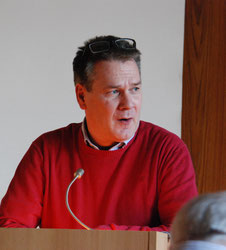 Michael Rudloff, Tagungsleitung